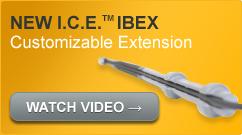 New I.C.E. Ibex Customizable Extension