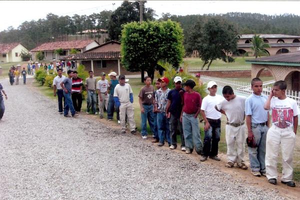 Orphanage Emmanuel Honduras
