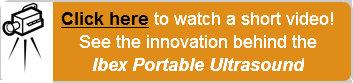 portable ultrasound video