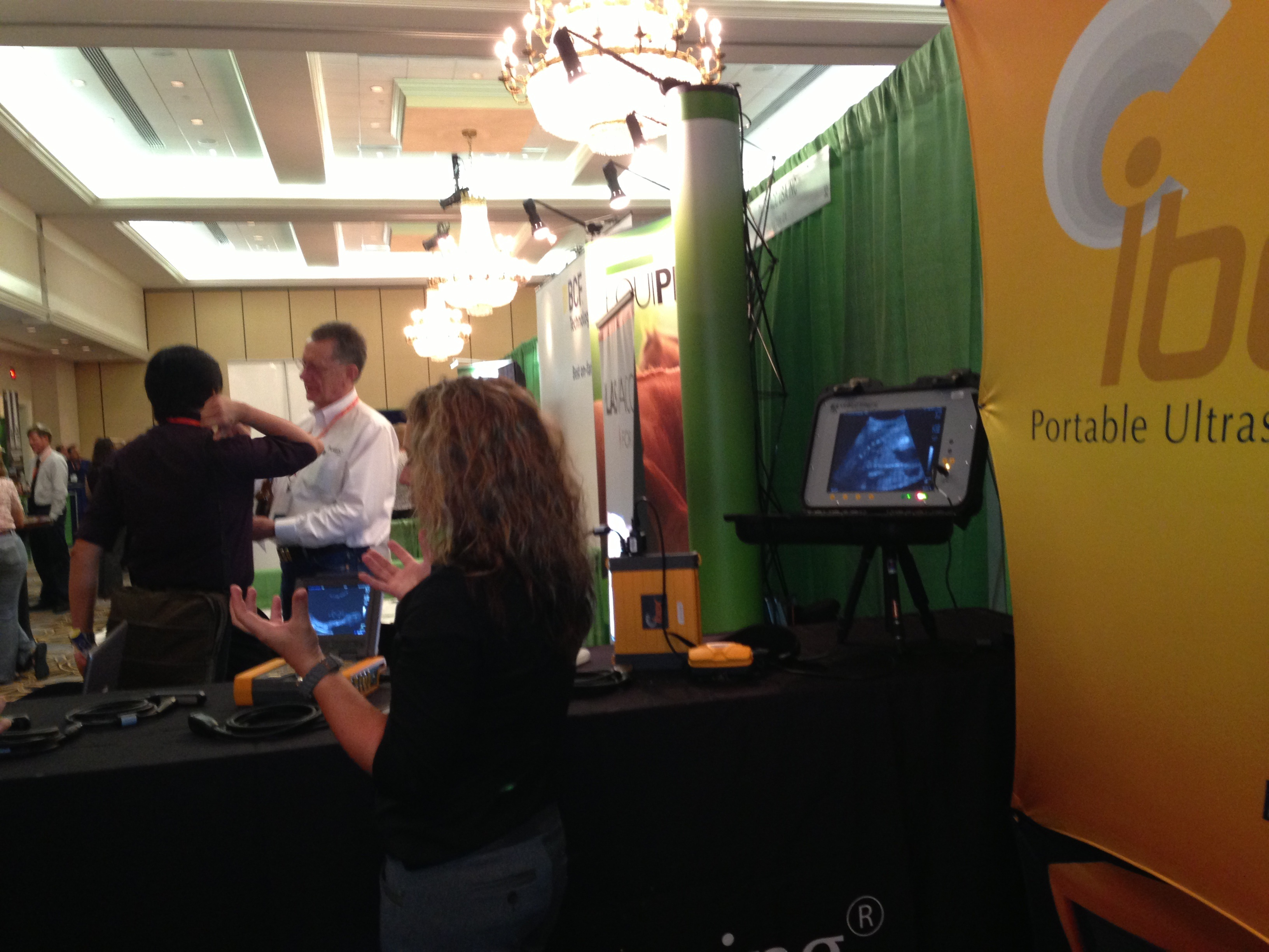 Ibex Trade Show Booth