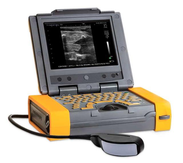 IBEX PRO veterinary ultrasound