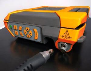 EVO II power connector
