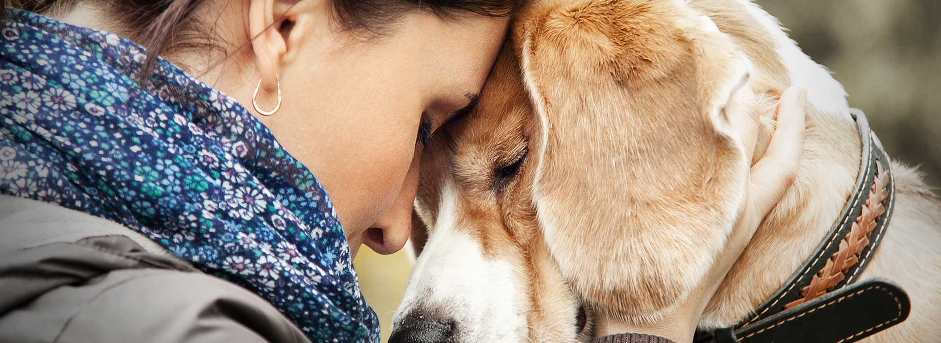 bigstock-Woman-With-Her-Dog-web